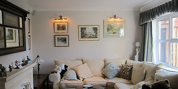 Interior Decorator covering Taunton, Wellington, Bridgwater, Minehead, Chard & Somerset Area