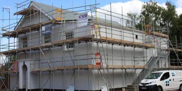 Exterior Decorators covering Taunton, Wellington, Bridgwater & Somerset Areas