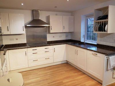 Kitchen Wall Tiler in Taunton, Somerset