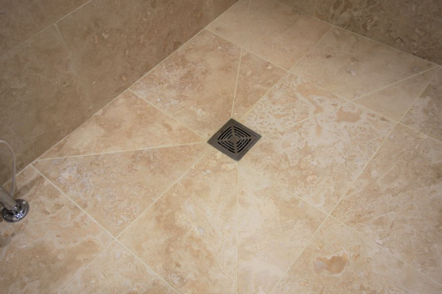 Travertine Tiler in Somerset