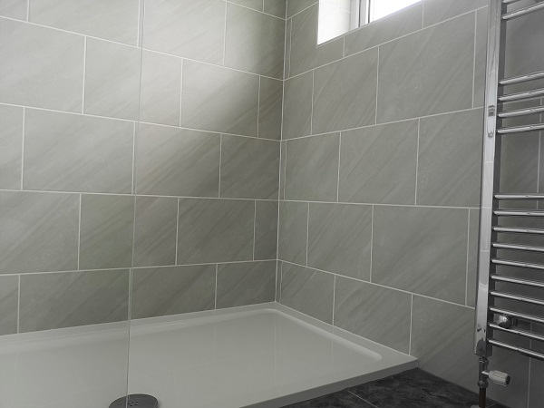 bathroom tiling in taunton