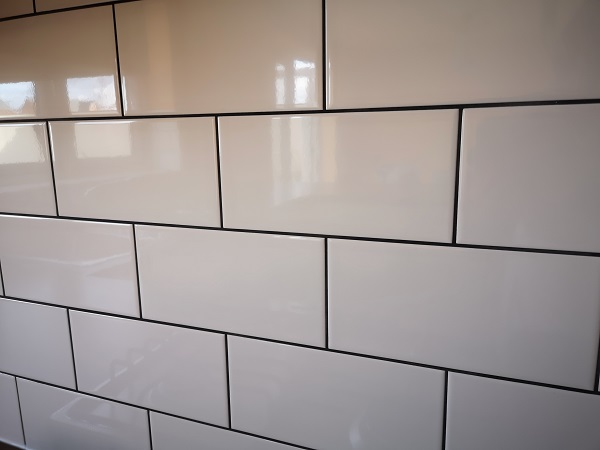 Kitchen tiling in Taunton, Somerset